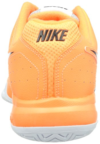 Nike Air Cage Court 549890-002, Sac De Tennis Uomo Multicolore (mehrfarbig (gris Loup / Noir / Orange Fluo)