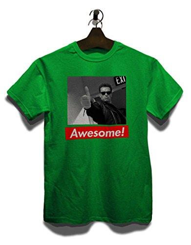 Awesome 75 T-Shirt Grün