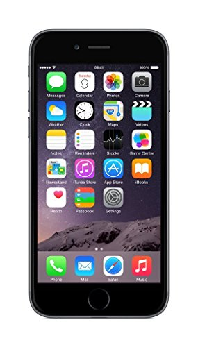 Image of Apple iPhone 6 32GB - Space Grey - OHNE VERTRAG - NEU & VERSIEGELT