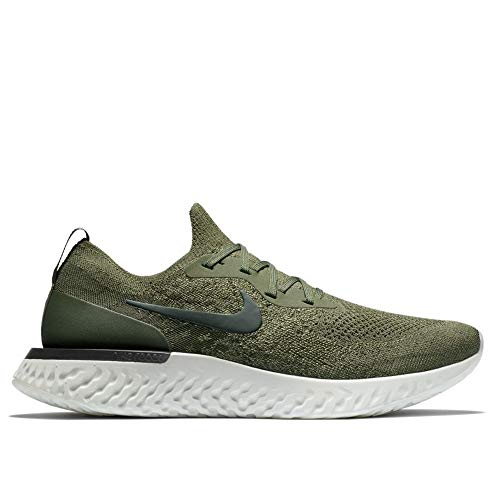 Nike Hombre Epic React Flyknit Running Trainers AQ0067 Sneakers Zapatos (UK 11 US 12 EU 46