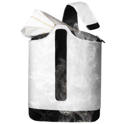 Menu 7200639 GetOut! Cool Lunch Kühltasche, weiß/schwarz