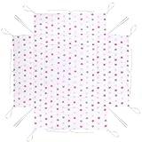 Amilian® Laufstalleinlage Laufgittereinlage Schutzeinlage 100 x 100 cm LAU03