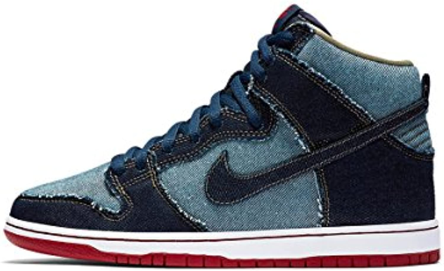 SB DUNK Skateboarding High Pro Reese Forbes Midnight Navy EUR40/UK6/US7/25CM.