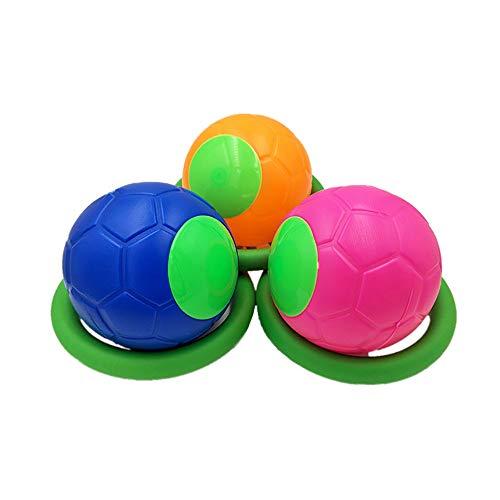 4533adcf47c8 Yakiki Kinder Spielzeug Kinder LED Light Twist auf Spring Ring Jump Seile  Sport Swing Ball Flashing