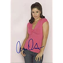 Ana Ortiz Signed Devious Maids Ugly Betty Color 8x10 Photo With COA pj