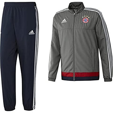 Survetement Entrainement Foot - ADIDAS Survetement Officiel du FC BAYERN FCB