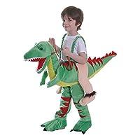 Riding Dinosaur - Childrens Fancy Dress Costume