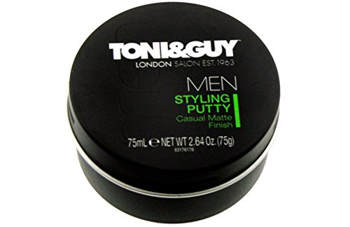 Styling Putty (Toni&Guy Men Styling Putty Cremewachs für mattes Finish 75ml (DLB30))