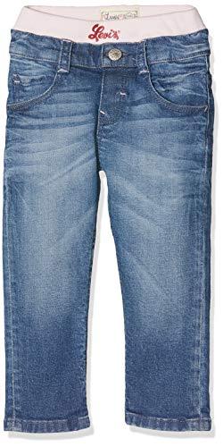 Levi's kids trousers nm22544, jeans bimba, blu (indigo 46), 18-24 mesi (taglia produttore: 24m)