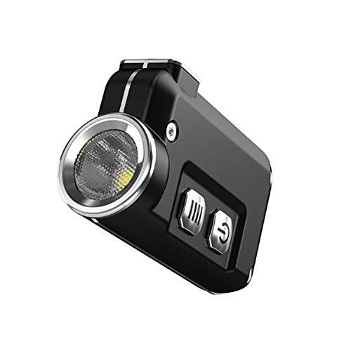 StageOnline Nitecore TINI Schlüsselanhänger Taschenlampe 380 Lumensc, LED-Schlüsselanhänger mit Taschenlampe, USB-Wiederaufladbar