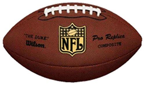 Wilson NFL Duke Replica Football WTF1825