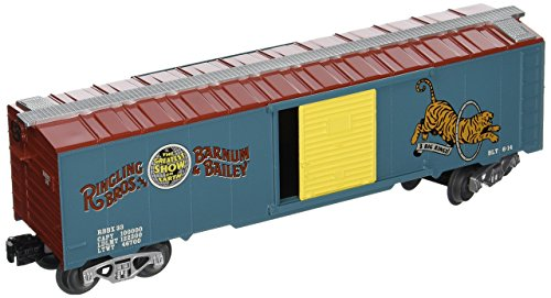 Bachmann Industries Ringling Bros. und Barnum & Bailey 40 'Box Car 33 Tiger O Skala Zug (Lionel O Zug)