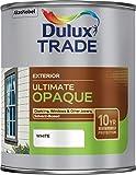 Dulux Trade Ultimate Weathershield blickdicht Holzbeize schwarz/weiß alle Größen