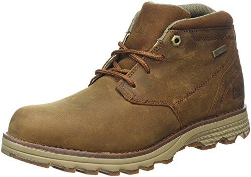 Caterpillar Men's Elude WP Chukka Boots, Brown (Mens Brown Sugar), 10 UK...