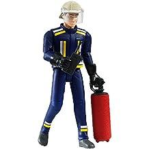 Bruder 60100 - B World Pompiere con