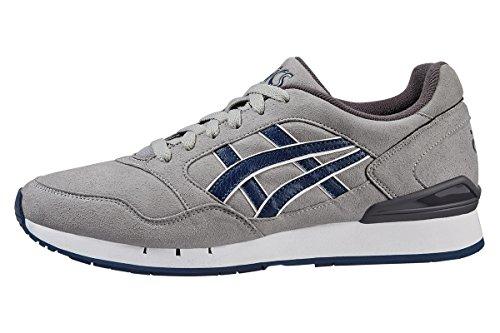Asics Unisex-Erwachsene Gel-Atlanis Sneakers, Grau/Marine