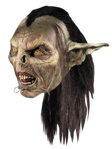 Orc Lord of the Rings mask for adults....