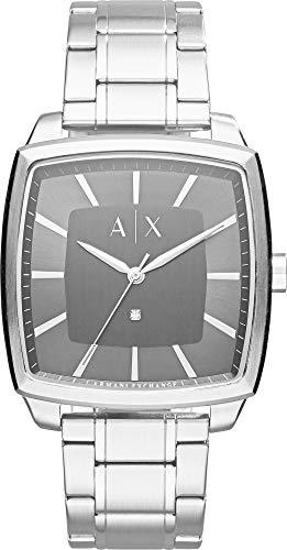 Armani Exchange 3 Zeiger AX2360 Reloj de Pulsera para Hombres Momento Estelar de Diseño