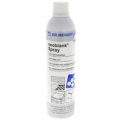 Nettoyant inox-chrome neoblank