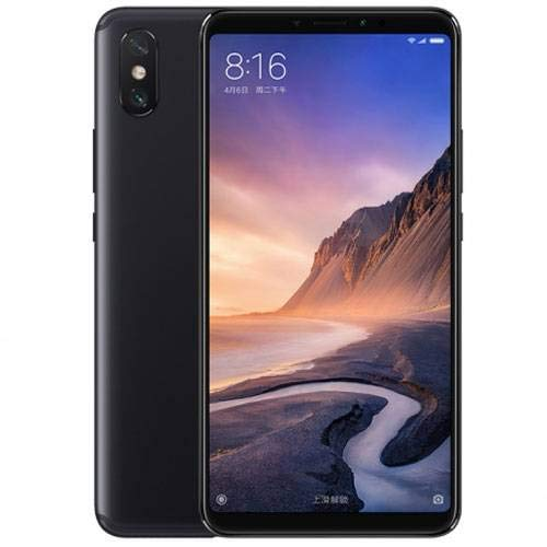 Foto Xiaomi Mi Max 3 4GB + 64GB Nero / Black [EU version]