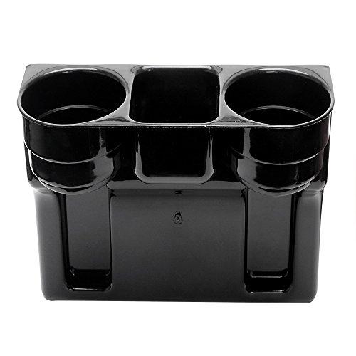Aufbewahrungsbox Auto Becherhalter Sitz Naht Keil car-styling Auto Getränkehalter verstauen Ordnung Telefon Halter Ständer ()