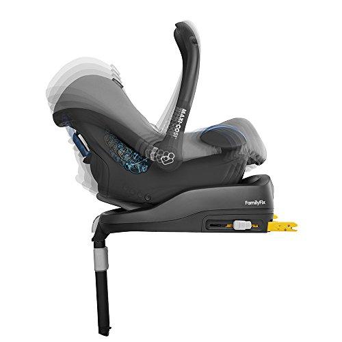Maxi-Cosi FamilyFix Isofix base (für Babyschale Pebble und CabrioFix) schwarz, mit Isofix Maxi-Cosi FamilyFix Isofix base (für Babyschale Pebble und CabrioFix) schwarz, mit Isofix