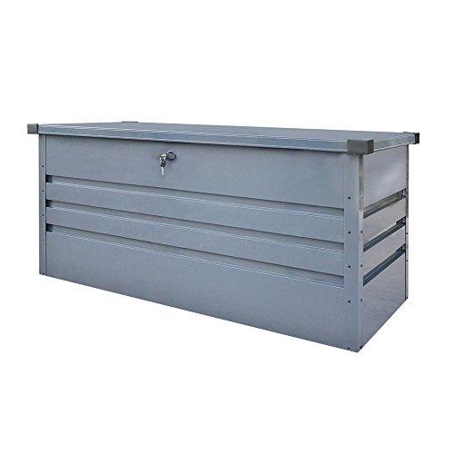 Home Deluxe - Metallaufbewahrungsbox - Megabox XXL