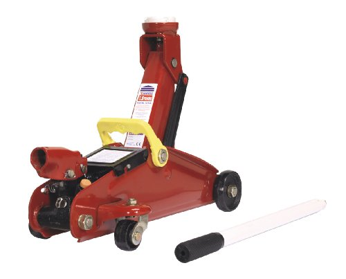 Sealey 1015CX Trolley Jack Short Chassis, 1.5 t Test