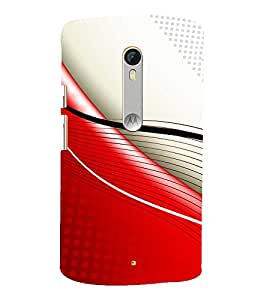 Fiobs Designer Back Case Cover for Motorola Moto X Style :: Moto X Pure Edition (Design Patterns Beautiful Shapes)
