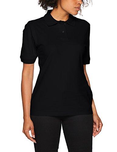 James Harvest Semora Shirt, Polo Donna Black