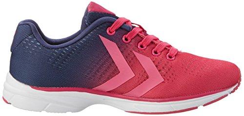 Hummel Aero1, Chaussures de Fitness Femme Rose (Fuchsia Pink)