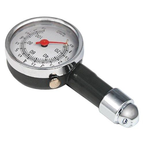 TRIXES Manómetro Profesional para neumático de Parada en Boxes para Coches, caravanas,...