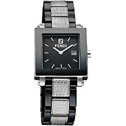 Fendi Men's Quartz Watch F631110 with Metal Strap