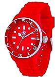 FC Bayern München Digitaluhr kompatibel + Sticker München Forever, Armbanduhr FCB Watch ver Regarder