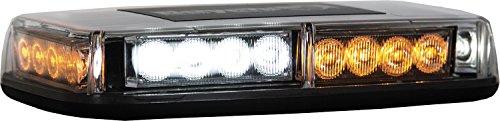 Preisvergleich Produktbild Buyers Products (8891042) Amber/Clear LED Mini Light Bar