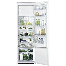 Faure FBA30455SA frigo combine - frigos combinés (Intégré, Blanc, Placé en haut, Droite, A+, SN-T)