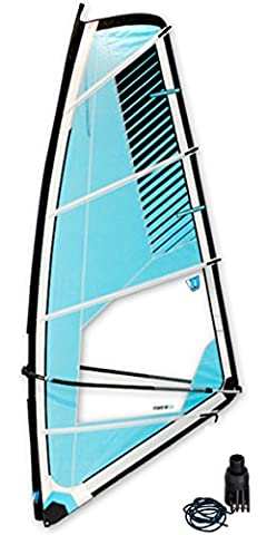 Prolimit PowerHD DACRONKid Windsurf Rig - The complete kit 5.0M (Rig Segel)