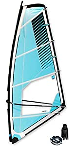 Prolimit PowerHD DACRONKid Windsurf Rig - The complete kit 5.0M