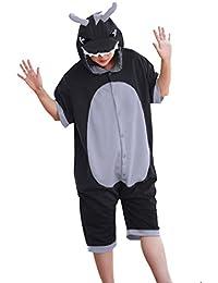 Amazon.es: pijama una pieza hombre - Pijamas de una pieza / Ropa de dormir: Ropa