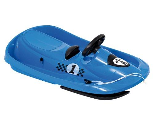 Hamax Rodelschlitten Snow Formel, Blau, 503412