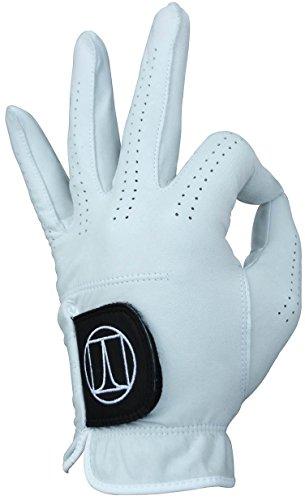Punchline Golf Golfhandschuh Handschuh aus echtem Cabretta Leder für maximalen Grip und gefühlvolle Schläge (Links - L)