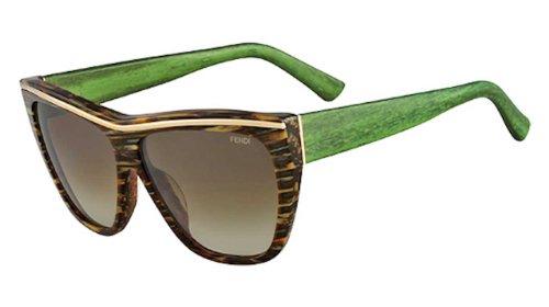 FENDI Damen Sonnenbrille & GRATIS Fall FS 5284 210