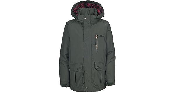 794e9963c Trespass - Gethin Water Resistant Jacket - Child  Amazon.co.uk  Clothing