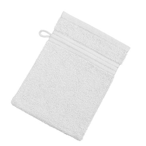 Myrtle Beach Gant de toilette (white)