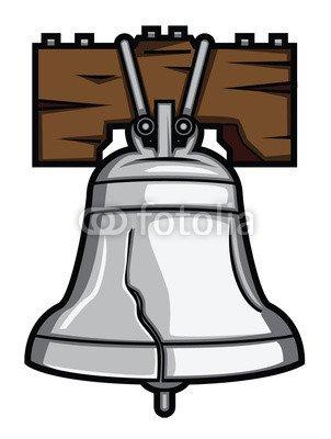 Liberty Poster Bell (Poster-Bild 90 x 120 cm: