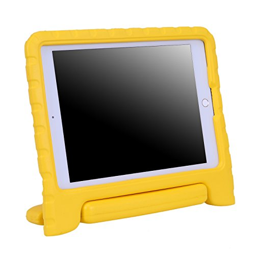 Intrusion Mini (HDE HDE-52536 Tablet-Schutzhülle, Apple iPad Air 2 Apple iPad 6, gelb)