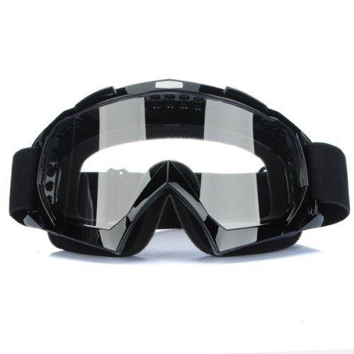 Gearmax® Crossbrille Motocrossbrille Schutzbrille Motocross Goggle Winddicht Staubdicht -