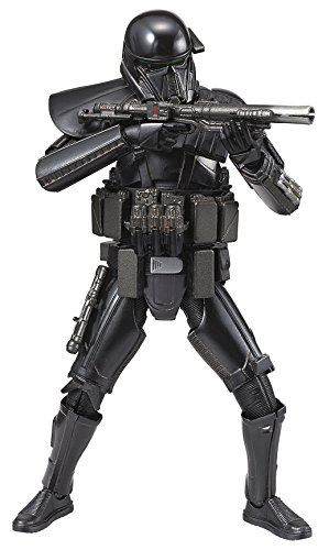 (BANDAI STAR WARS ROGUE ONE 1/12 Scale DEATH TROOPER Plastic Model Kit)