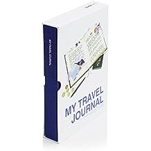 SUCK UK My Travel - Diario de viaje, azul