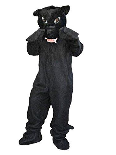 Männer Panther Kostüm - Panther- Kostüm-e Zo02 Gr. M-XL, Kat. 3, Achtung: B-Ware Artikel, Bitte Artikelmerkmale lesen! Frau-en Männer Erwachsene Katze- Raubkatze-n Fasching-s Fasnacht-s Karneval-s Geburtstag-s Geschenk-e